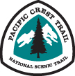 Pacific Crest Trail Emblem